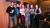 The Beat Goes On! See Stephanie J. Block & More Celebrate Cast Recording at Barnes & Noble