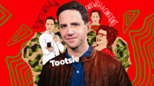 Tootsie Star Santino Fontana on How Backstage Is a War Movie & More on Show People