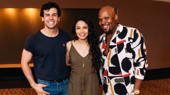 Exclusive! Watching the Live Action Redo With the Broadway Stars of Aladdin