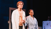 See Michael Shannon & Audra McDonald Celebrate the Broadway Return of Frankie and Johnny in the Clair de Lune