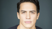 Jacob Dickey Takes Over the Title Role in Broadway's Aladdin