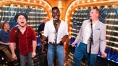 Watch The Lion King's Bradley Gibson, Ben Jeffrey & Jim Ferris Perform 'Hakuna Matata'