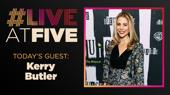 Broadway.com #LiveatFive with Kerry Butler of Beetlejuice