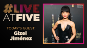 Broadway.com #LiveatFive with Gizel Jiménez of Wicked