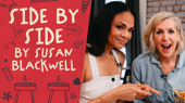 Watch Moulin Rouge! Star Karen Olivo on Side By Side By Susan Blackwell