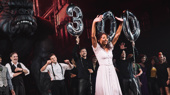 See Christiani Pitts & the Cast of King Kong Celebrate 300 Performances on Broadway