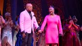 Aladdin Reunites Peabo Bryson & Regina Belle, Original Singers of 'A Whole New World,' for Emotional Performance