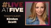 Broadway.com #LiveatFive with Kirsten Scott of Rock of Ages