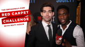 Get Presidential with the Cast of The Great Society in this Red Carpet Challenge from Opening Night