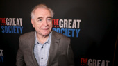 Brian Cox and the Cast of The Great Society Talk Honoring History on Opening Night