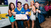 How Did the Cast Celebrate Mean Girls Day? Tacos!