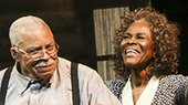 Photos! James Earl Jones & Cicely Tyson Open in The Gin Game
