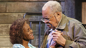 First Look! See Legends Cicely Tyson & James Earl Jones in The Gin Game