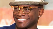 Taye Diggs Discusses Going Glam in Hedwig