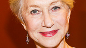 Photos! The Audience's Helen Mirren Gets a Sardi's Portrait Fit For a Queen