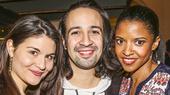 Photos! Lin-Manuel Miranda & the Cast Celebrate Hamilton's Big News
