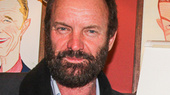 The Last Ship Creator & Star Sting Gets a Spot at Sardi's