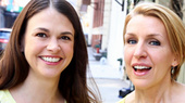 Sutton Foster Eats Cake, Pranks Groff & More on Side by Side
