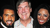 Former Detroit Pistons Player Bill Laimbeer Gets a Taste of Motown