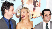 Wish I Was Here Stars Zach Braff, Kate Hudson & Josh Gad Hit the Red Carpet