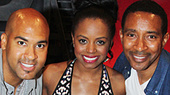 The Cast of Motown Celebrates the Hit Musical's 500th Performance on Broadway