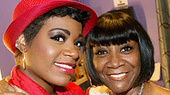After Midnight's Fantasia Barrino Passes the Torch to Patti LaBelle