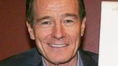 All the Way's Bryan Cranston Gets a Sardi's Surprise