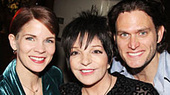 Hot Shot! Liza Minnelli Has a Broadway Romance with the Cast of Bridges