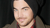Signed, Sealed, Delivered! Adam Lambert Rocks Out With the Cast of Off-Broadway's Disaster!