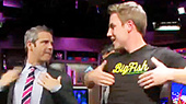 See Big Fish's Joshua Buscher Teach Andy Cohen to Do the Alabama Stomp on Watch What Happens Live