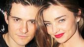 Parting Is Such Sweet Sorrow! Romeo and Juliet Headliner Orlando Bloom & Miranda Kerr Separate