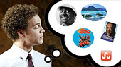 Romeo and Juliet's Justin Guarini Is Obsessed With Breaking Bad, Bill Cosby & Brave New World