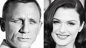 Sex, Lies and Betrayal! The Illicit Revival Begins, Starring Daniel Craig, Rachel Weisz & Rafe Spall