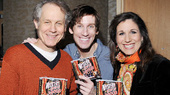 Stephanie J. Block, Chita Rivera and Edwin Drood's Charming Company Sing and Sign CDs