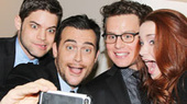 Jonathan Groff, Cheyenne Jackson, Sierra Boggess, Judith Light & More Get in Touch with Their Silly Sides at MCC's Miscast Gala