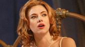 Cat Star Scarlett Johansson on Her Les Miz Film Audition, Her Dream Role and How Ben Walker's Butt is the Ultimate Picker-Upper