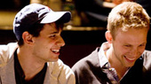 A Christmas Story's Benj Pasek & Justin Paul On Inspiration, Guilty Pleasures and Beyonce