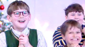 The Kids of A Christmas Story Make Merry Music on Good Morning America