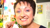 Caroline O'Connor Shows Off Her Festive Christmas Story Dressing Room and Her Secret 'Talent Juice'