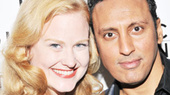 From Hellish Dinner Party to Happy Opening Night: Check Out Aasif Mandvi and the Cast of Disgraced