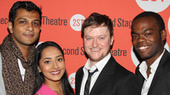 It's Party Time for Utkarsh Ambudkar & the Cast of the Provocative Off-Broadway Comedy Modern Terrorism