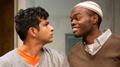 Get a Provocative First Look at the Dark Off-Broadway Comedy Modern Terrorism