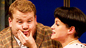 One Man, Two Guvnors Exits