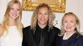 Memphis Composer David Bryan Gives a Musical Gift to Secretary of State Hillary Clinton