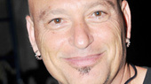 Off-Broadway's Got Talent! America's Got Talent Judge Howie Mandel Checks Out Traces
