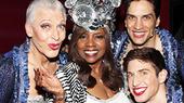 Diva in the House! Disco Legend Gloria Gaynor Takes in Priscilla Queen of the Desert