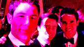 Finch Times Three! Nick Jonas, Daniel Radcliffe and Darren Criss Come Together at Met Gala
