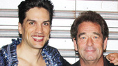 Huey Lewis Takes In the Sights and Sounds of Priscilla Queen of the Desert