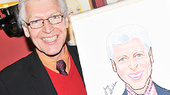 Priscilla Queen of the Desert Star Tony Sheldon Is Honored With a Sardi's Portrait
