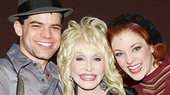 Country Music Queen Dolly Parton Drops In On Bonnie & Clyde